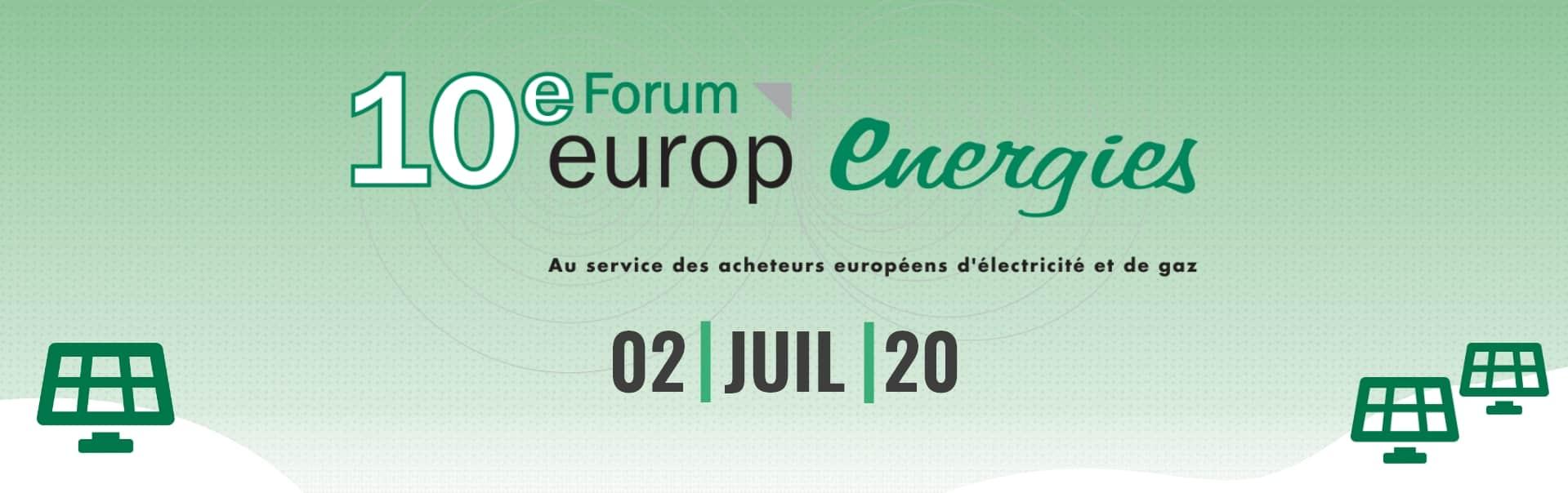 forum europ'energies