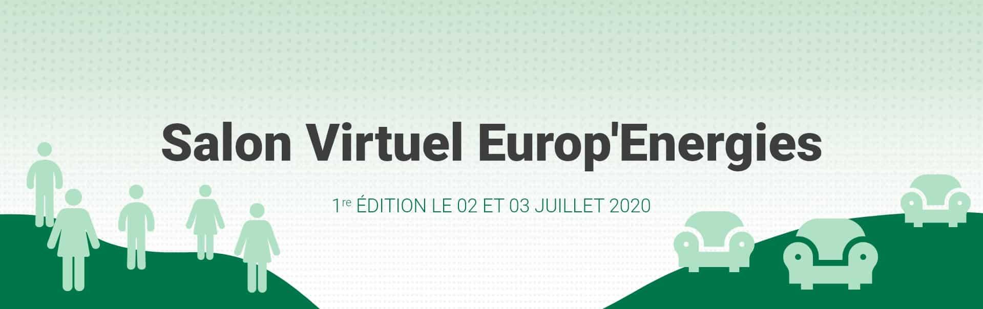 salon virtuel europ'energies